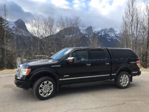 2011 F-150 Platinum Truck Supercrew / very clean / Loaded / ECO
