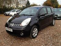 2009 58 NISSAN NOTE 1.6 ACENTA 5D 109 BHP