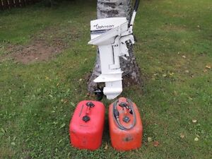 1985  15 H.P. Johnson Outboard Motor