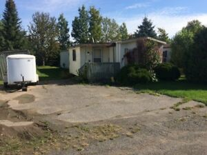 #6 Chippewa Trailer Park.  OPEN HOUSE Sat Oct 14th, 12 to 2 pm