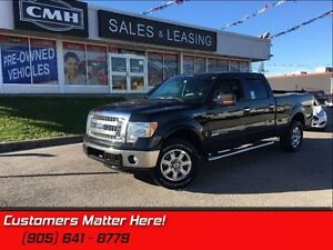 2013 Ford F-150 XLT w/XTR  4x4 BACKUP CAM NICE ALLOYS *CERTIFIED