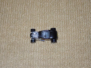 1975, HOT WHEELS BLACK '32 FORD ROADSTER HOT ROD DIECAST CAR