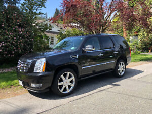 2013 Cadillac Escalade Black