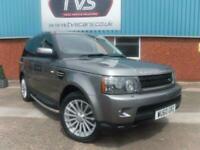 2010 Land Rover Range Rover Sport 3.0 TD V6 SE 5dr SUV Diesel Automatic