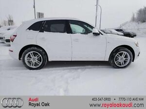2017 Audi Q5 2.0T Technik qtro 8sp Tip   - Certified - Low Milea