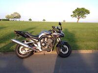 Yamaha FZS1000 Fazer, 2005, Long MOT, New tyres