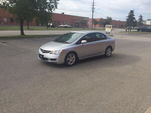 2008 Acura CSX Touring Sedan Low KMMMMMM (Safety & E-Test)