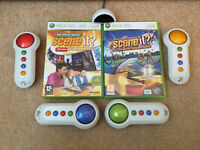 Scene It Games and Buzzers - Xbox 360