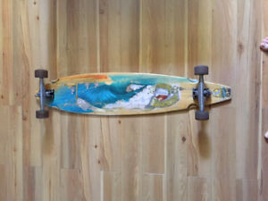 Grand longboard de marque sector nine