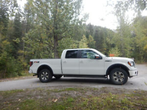 2012 Ford F-150 FX4 Pickup Truck 5.0L V8 6.5ft Box