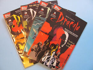 Bram Stoker's Dracula - Complete set - Very high grade