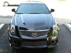 Cadillac CTS-V Coupe 2012 6-Speed Manual Transmission