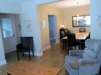G.F.P. 3 1/2  heated & hot water included dining/R free parking