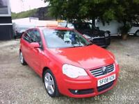 Volkswagen Polo 1.6 (105PS) Sport Hatchback 5d 1598cc