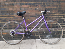 "Dawes ladies town bike hybrid road bike 18"" frame"