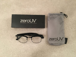 brand new clear lens glasses - 2 designs