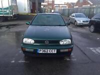 1997 Volkswagen Golf 1.6 GL 5dr