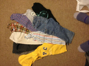 Boys size 3/4 T clothing lot