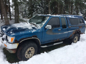 1993 Toyota Tacoma Other