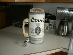 Collectors telephone  Coors