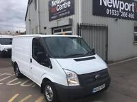 2012 62 Ford Transit Swb 6 Speed 2.2TDCi ( 100PS ) ( EU5 ) 280S ( Low Roof )
