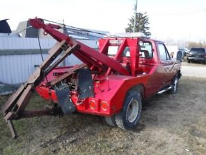 1997 Ford F350 Tow Truck