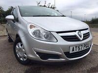 Vauxhall Corsa automatic 1.4 petrol mot