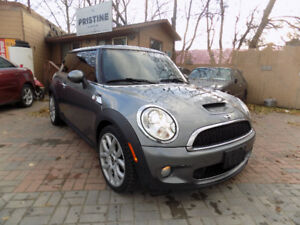 2007 MINI Cooper S Coupe- Push Start and Navigation
