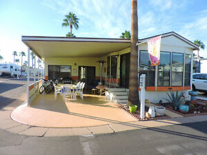 Goodlife RV Resort Park Model Trailer - Mesa, Arizona