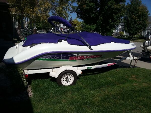 Used 1995 Sea Doo/BRP seadoo speedster
