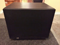 "Massive Award Winning B&W 12"" Subwoofer	ASW 1000"