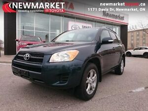 2011 Toyota Rav4 4DR I4 4WD   ACCIDENT FREE ONE OWNER - CERTIFIE