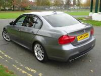 BMW 3 SERIES 320D M SPORT BUSINESS EDITION AUTO 2009/59