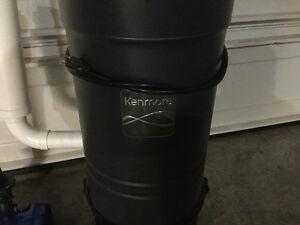 Kenmore Built In Vac