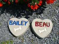 Memorial Grave Markers or For your Backyard Garden