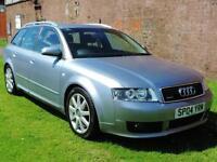 2004 Audi A4 Avant 1.8 T Limited Edition Quattro 5dr