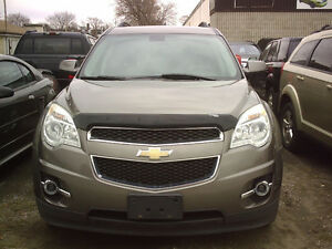 2011 CHEVROLET EQUINOX 1LT - WARRANTY