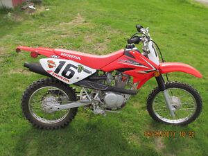 HONDA CRF 80