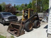New Holland L555 Deluxe Skid Steer For Sale