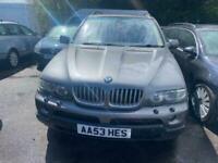 2003 BMW X5 4.4i V8 SE Auto 4WD 5dr SUV Petrol Automatic