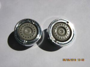 New Kitchen Faucet Aerator