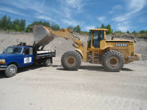 Delivery -Driveway Gravel / Clear Stone- Small Loads