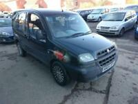 Fiat Doblo 1.3 Multijet 16v Family 7 SEATER - 2004 04-REG - 10 MONTHS MOT