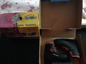 Skates new still in box