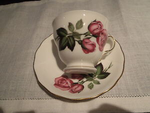 Antique Bone China Teacups and Saucers Kitchener / Waterloo Kitchener Area image 10