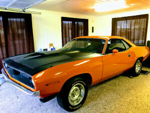 ATTENTION: 1970 AAR CUDA Replica/Barracuda AAR Clone