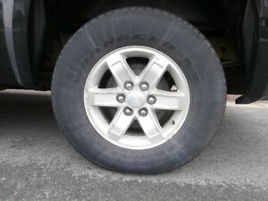 WANTED 1 or More Alum  Rims from 2010-14 GMC Sierra St. John's Newfoundland image 2