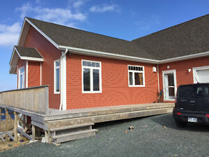 Rustic new home on Atlantic St. John's Newfoundland image 1