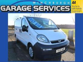 VAUXHALL VIVARO EXCELLENT CONDITION *NO VAT* WOOD LINED
