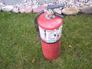 20 lb. abc fire extinguser. Edmonton Edmonton Area image 1